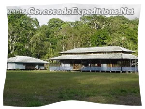 Corcovado National Park Station