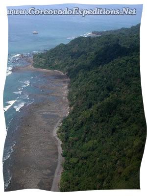 Fotografia del Parque Nacional Corcovado